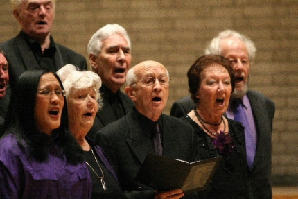 Liverpool community choir...