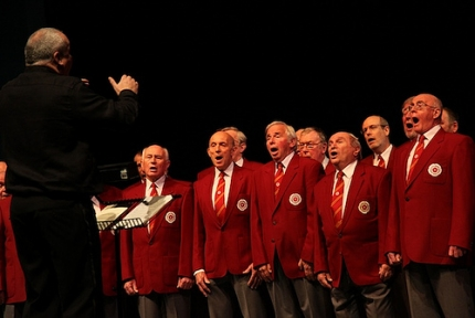 Saddleworth male voice